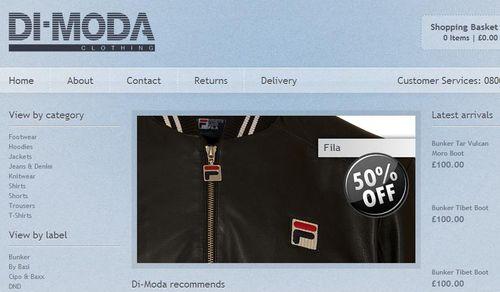 Di-Moda Clothing