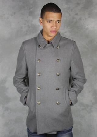 Dr Denim Lance Grey Jacket