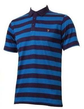 Farah Vintage Arnage Polo Shirt