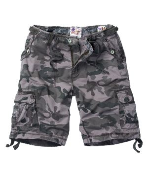 Fashion Union Camo Shorts