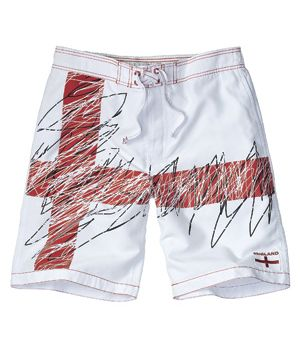 Fashion Union Graffiti Swim Shorts