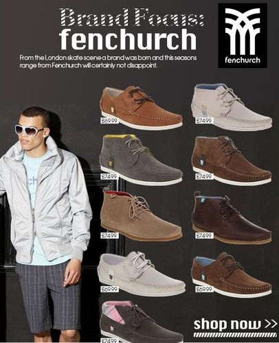 Fenchurch Shoes