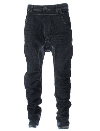 Footasylum Catcher Drop Crotch Jeans