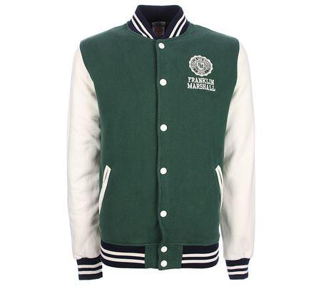 And Marshall Baseball Jacket