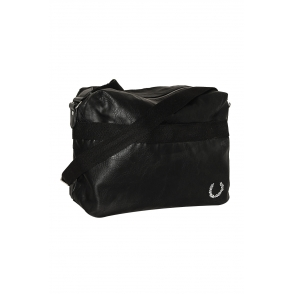 Fred Perry Black Shoulder Bag