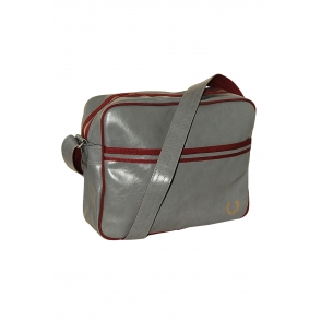 Fred Perry Grey Shoulder Bag