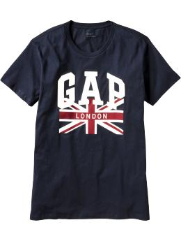 Gap London Flag T-Shirt