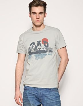 Gap Scenic Graphic T-Shirt