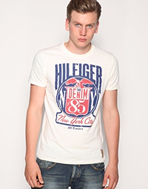 Hilfiger Denim Ray Young Americans T-Shirt