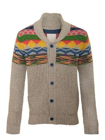 Humor Harzen Knit Cardigan