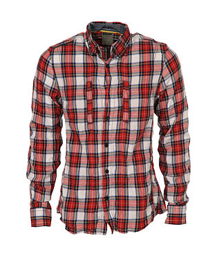 JC Rags Check Shirt