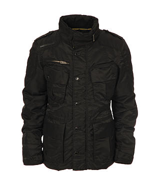 JC Rags Nylon Jacket