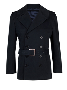 Jaeger Cotton Belted Pea Coat