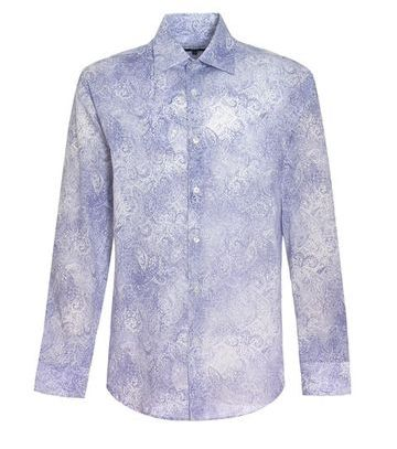 Jaeger Faded Paisely Shirt