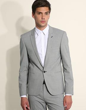 Junk De Luxe Microcheck Suit