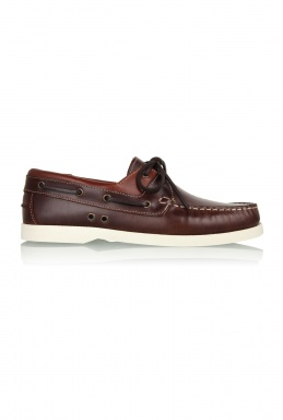 KG by Kurt Geiger Brown Two Tone Deck Shoes