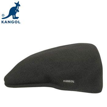 Kangol Wool Geez Flat Cap