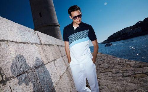 Lacoste SS11 Sportswear Photoshoot