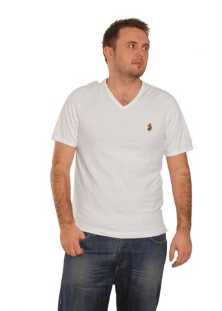 Luke 1977 White Marlon T-Shirt