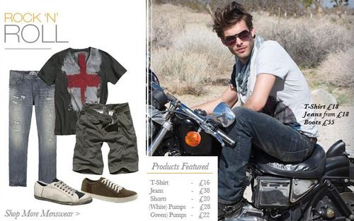 Next Rock Style For Men