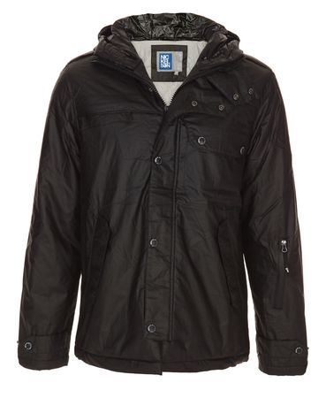 Nickelson Coated Jacket