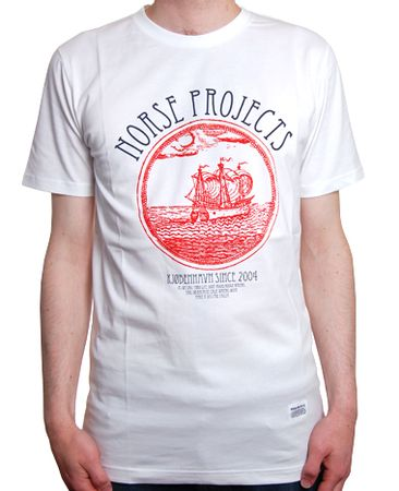 Norse Projects As We Sail T-Shirt