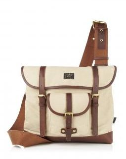 Paul Smith Accessories Canvas Day Bag