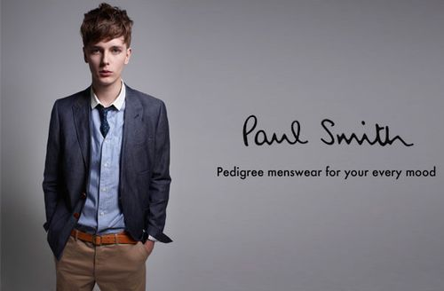 Paul Smith Mens Clothing