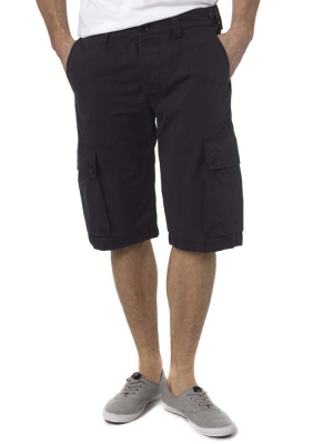 Peter Werth Navy Combat Shorts