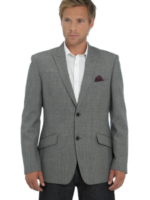 Peter Werth Prince of Wales check jacket