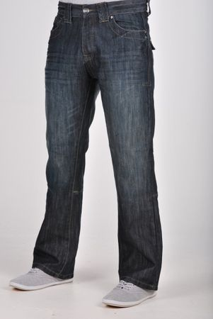 Petroleum Basic Denim Jeans