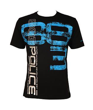 Police 883 Matt T-Shirt