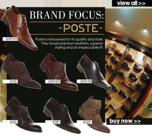 Poste Mens Shoes