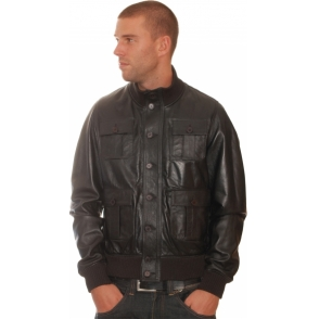 Rough Justice Leather Jacket