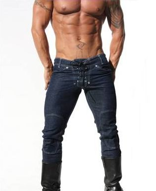 Rufskin Brady Stretch Football Low Cut Jeans
