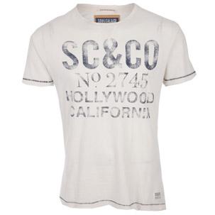 Soul Cal Deluxe Watson Crew Neck T-Shirt