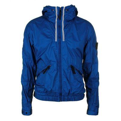 Stone Island Lightweight Wind Stopper Bluette Blue Jacket