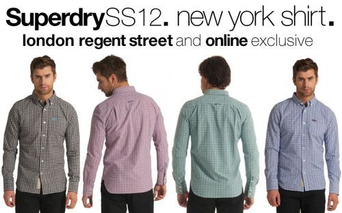 Superdry New York Shirt