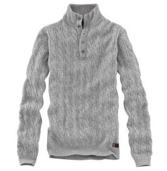 Timberland Cashmere Mix Quarter Zip Sweater