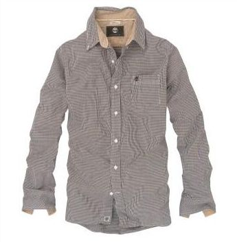 Timberland Claremont Mini Check Shirt