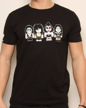 Toonstar Glam Rock T-Shirt