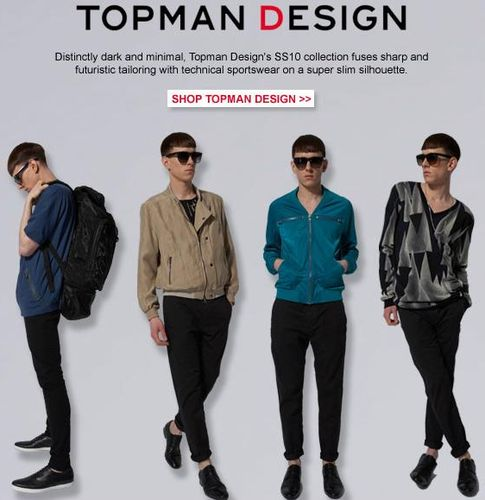 Topman Design Collection