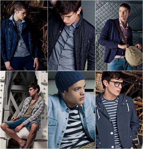 Topman Standard Issue Collection