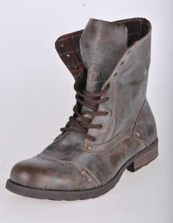 Ultra Magnetic Antique High Boots