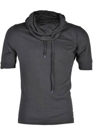 Ultra Magnetic Cowl Neck Short Sleeved Top