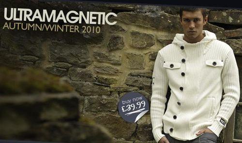 Ultra Magnetic Knitwear
