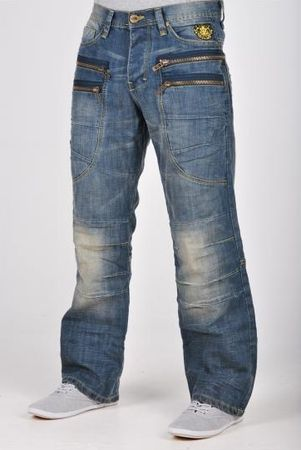 Ultra Magnetic Zip Jeans