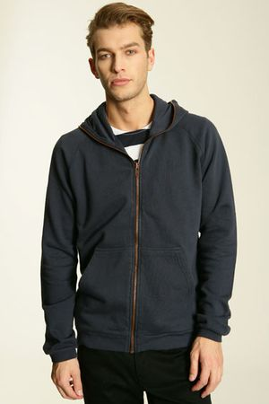 Won Hundred Terrell Esclipse Hooded Sweatshirt