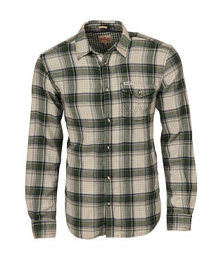 Wrangler 2 Wings Check Shirt
