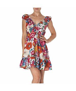 AX Paris Gypsy Tropical Dress
